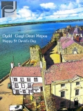 St David's Day - A Thousand Year Old View (courtesy of Patric Davidson)